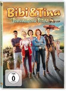 Bibi & Tina - Tohuwabohu Total, DVD