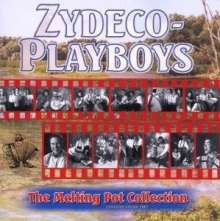 Zydeco-Playboys: The Melting Pot Collection, CD