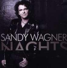 Sandy Wagner: Nachts, CD