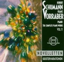 Robert Schumann (1810-1856): Das komplette Klavierwerk Vol.11, CD