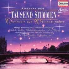 Konzert der Tausend Stimmen, 2 CDs