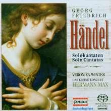 Georg Friedrich Händel (1685-1759): Kantaten, SACD