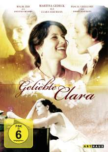 Geliebte Clara (Exklusive Neuauflage für jpc) , DVD
