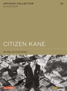 Citizen Kane (Arthaus Collection), DVD