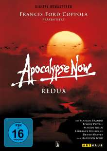 Apocalypse Now Redux, DVD