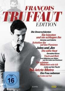 Francois Truffaut Edition, 12 DVDs