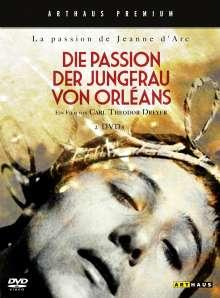 Die Passion der Jungfrau von Orleans (Arthaus Premium), 2 DVDs