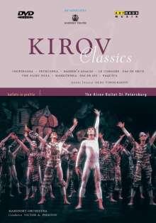 Kirov-Ballett: Kirov Classics, DVD