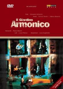 Il Giardino Armonico, DVD