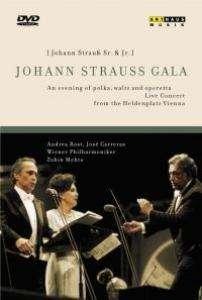 Strauß-Gala - Live-Konzert vom Heldenplatz Wien, DVD