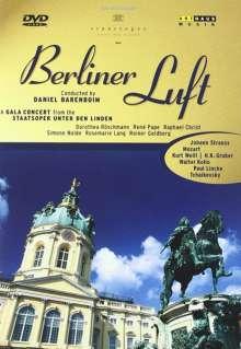 Staatskapelle Berlin - Berliner Luft, DVD