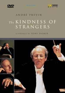 Andre Previn (geb. 1929): The Kindness of Strangers - Ein Previn-Porträt auf DVD, DVD