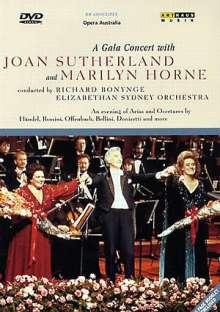 Joan Sutherland & Marilyn Horne - Gala Konzert, DVD