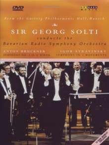 Sir Georg Solti - From the Gasteig Philharmonic Hall, DVD