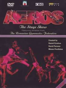 Romanian Gymnastics Federation:Aeros - The Stage Show, DVD