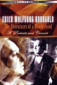 Erich Wolfgang Korngold (1897-1957): Cellokonzert op.37, DVD
