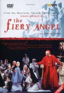 Serge Prokofieff (1891-1953): L'Ange de Feu (Der feurige Engel), DVD