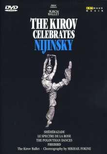 The Kirov celebrates Nijinsky, DVD