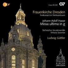 Johann Adolph Hasse (1699-1783): Missa ultima in g, CD