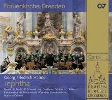 Georg Friedrich Händel (1685-1759): Jephta, 3 SACDs