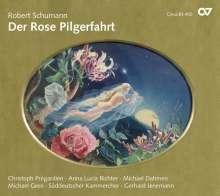 Robert Schumann (1810-1856): Der Rose Pilgerfahrt op.112, CD