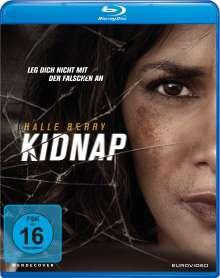 Kidnap (Blu-ray), Blu-ray Disc