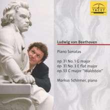 Ludwig van Beethoven (1770-1827): Klaviersonaten Nr.16,17,21, CD