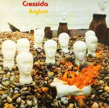 Cressida: Asylum, CD