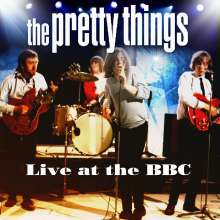 The Pretty Things: Live At The BBC, 4 CDs