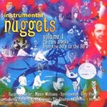 Instrumental Nuggets Vol. 1, CD