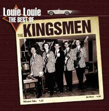 Kingsmen: Louie Louie - The Best, CD