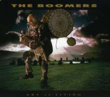 The Boomers: Art Of Living, CD