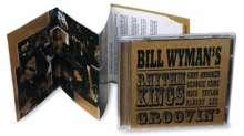 Bill Wyman & Rhythm Kings: Groovin', CD