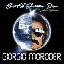 Giorgio Moroder: Best Of Electronic Disco, CD