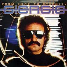 Giorgio Moroder: From Here To Eternity (New Version), CD