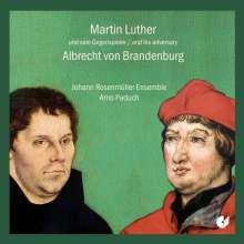 Martin Luther und sein Gegenspieler Albrecht von Brandenburg, CD