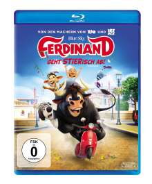 Ferdinand - Geht STIERisch ab! (Blu-ray), Blu-ray Disc