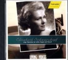 Elisabeth Schwarzkopf singt Operettenlieder, CD