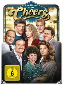 Cheers (Komplette Serie), 43 DVDs