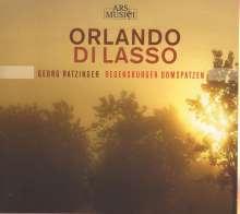 Orlando di Lasso (Lassus) (1532-1594): Geistliche & Weltliche Chorwerke, CD