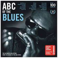 ABC Of The Blues: From The Delta To The Big Cities, 52 CDs