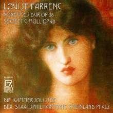 Louise Farrenc (1804-1875): Nonett op.38, CD