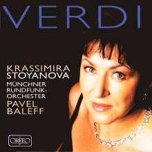 Krassimira Stoyanova - Verdi, CD