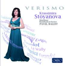 Krassimira Stoyanova - Verismo, CD