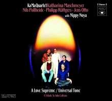 KA MA Quartet: A Love Supreme / Universal Tone, CD