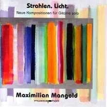 Maximilian Mangold - Strahlen. Licht., CD