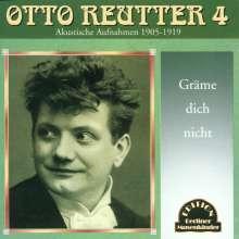 Otto Reutter: Gräme dich nicht, CD