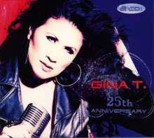Gina T.: 25th Anniversary (Double Album), 2 CDs