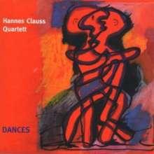 Hannes Claus: Dances, CD