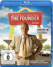 The Founder (Blu-ray), Blu-ray Disc